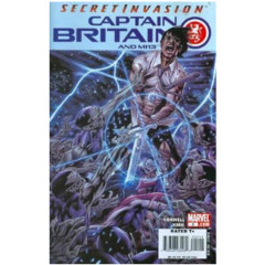 Captain Britain And MI13 #2