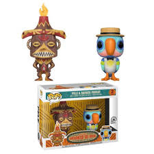 Funko POP Disney Parks Exclusive Enchanted Tiki Room Pop! Vinyl…