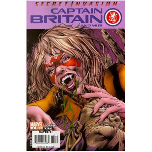 Captain Britain And MI13 #3