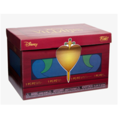 Funko POP - Disney Treasure Villains Box