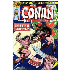 Conan The Barbarian Vol 1 #61 (pence variant)