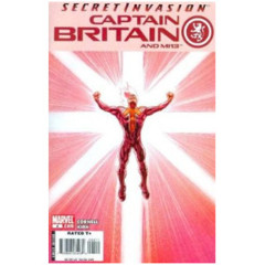 Captain Britain And MI13 #4