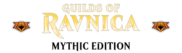 mythic edition ravnica guilds