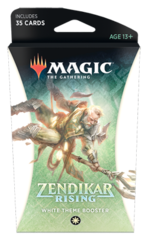 Zendikar Rising Theme Booster - White