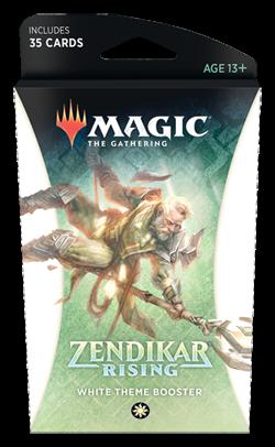Zendikar Rising Theme Booster - White