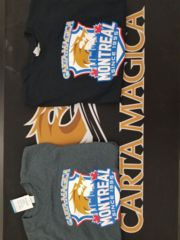 Carta Magica T-Shirt (Medium Black)