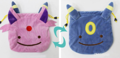Ditto Espeon/Umbreon Pouch (Switch)