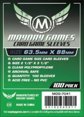 Card Game Card Sleeves (63.5x88mm) (Pack of 100)