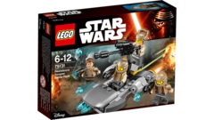 Resistance Trooper Battle Pack 75131