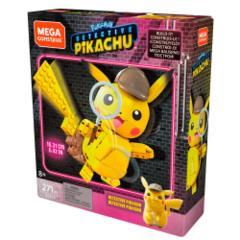 Mega Construx: Detective Pikachu 16cm
