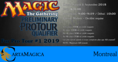 PPTQ for PTQ #1 - September 1st - Modern