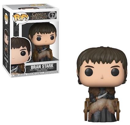 POP! Game of Throne 83: King Bran the Broken