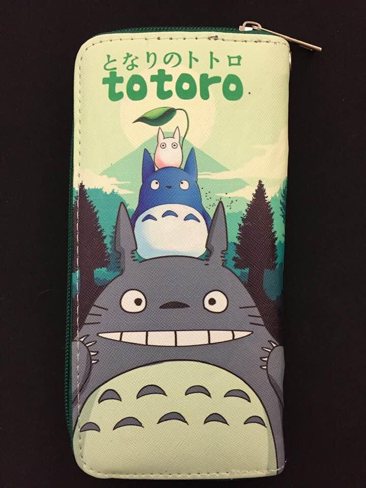 Porte-Feuille XL Anime: Totoro
