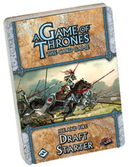 A Game of Thrones: The card game - Ice and Fire Draft Starter