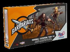 Kaosball: Team – Samaria Barbarians