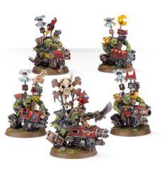 Warhammer 40,000: Ork Flash Gitz