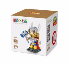 Thor Mini Building Blocks