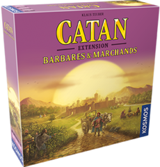 Catane: Barbares & Marchands