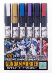 Gundam Marker Set - Advanced Set