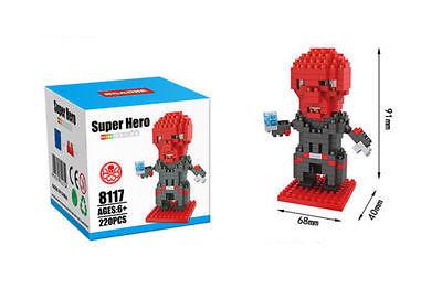 Redskull Mini Building Blocks