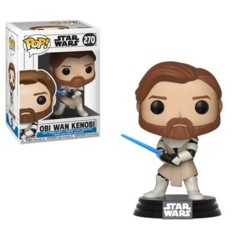 POP! Star Wars - Obi Wan Kenobi (Clone Wars) #270
