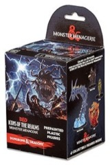Dungeons & Dragons Fantasy Miniatures - Icons of the Realms Set 4: Monster Menagerie