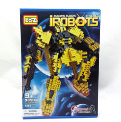 iRobots Yellow Medium 9353