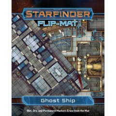Starfinder Flip-Mat: Ghost Ship