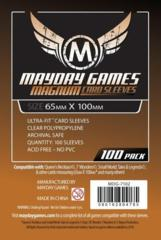 Card Sleeves - Magnum Ultra-Fit (65x100mm) (Pack of 100)