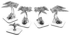Monsterpocalypse: Unit Expansion - Sun Fighters/Shadow Gate