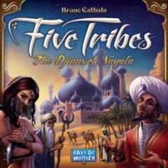 Five Tribes: Les Djinns de Naqala