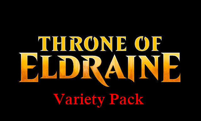 Throne of Eldraine Variety Pack