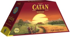 Catan: Version de Voyage