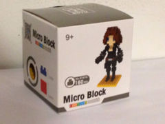 Black Widow Mini Building Blocks
