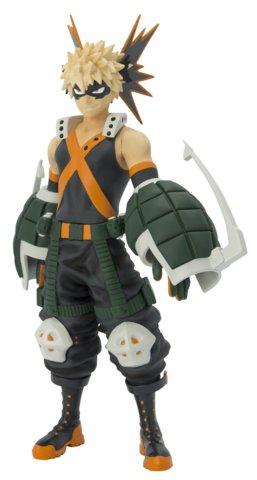 My Hero Academia SFC: Katsuki Bakugo - Figurines/Toys and