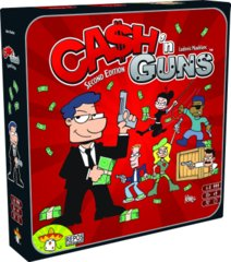 Ca$h'n Guns Second Edition (Français) (Hongrois)