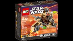 Wookie Gunship 75129