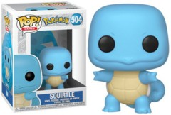Funko POP! Pokemon #504 Squirtle