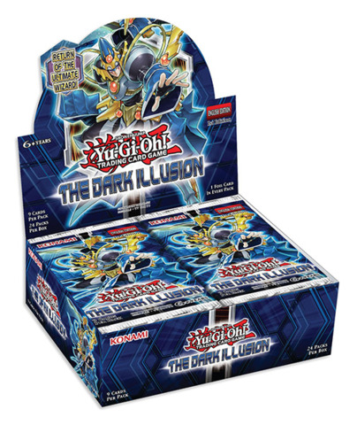 The Dark Illusion - 1st Edition - Booster Box