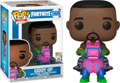 POP! Games #569: Fortnite - Giddy Up