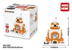 BB-8 Mini Building Blocks