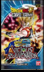 Dragon Ball Super - Unison Warrior Series Vicious Rejuvenation Booster Pack
