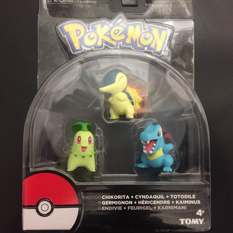 TOMY Pokemon - Generation 2 Starter