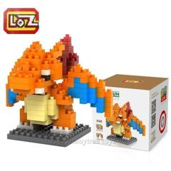 Charizard Mini Building Block