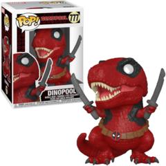 POP! Marvel #777: Deadpool - Dinopool