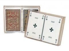 Cartes à Jouer Concorde: Coffret 2 Jeux 54 cartes