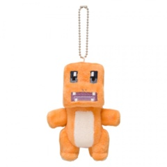 Block Charmander Plush ~10cm