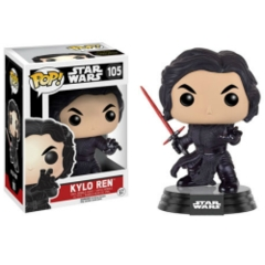 POP! Star Wars - Kylo Ren (Combat) #105