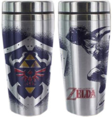 ZELDA: Travel Mug - Shield