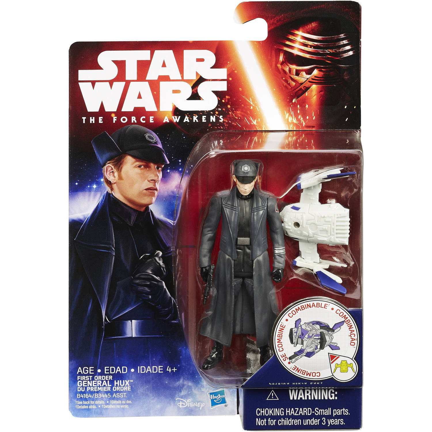 Star Wars: The Force Awakens - General Hux Figure